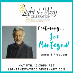 Featuring Joe Mantegna! Actor and Producer.